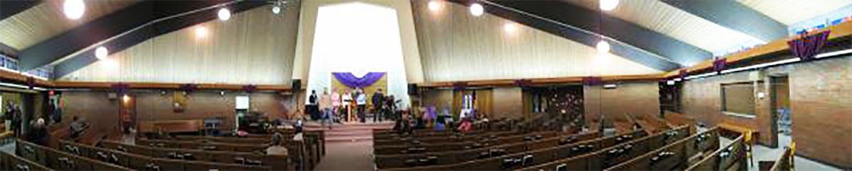 Sanctuary Panorama